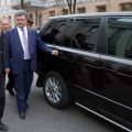 Затраты на содержание автопарка Порошенко обошлись украинцам более, чем в 200 миллионов гривен