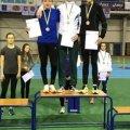 Коростенський легкоатлет здобув бронзу на чемпіонаті України серед юнаків