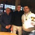Житомиряни перемогли на відкритому чемпіонаті міста зі швидких шахів