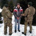 Прикордонники Житомирського загону затримали злочинця, якого розшукують в Чехії затримано на кордоні з Білоруссю