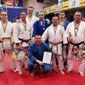 Житомиряни виграли вісім медалей на всеукраїнському турнірі з дзюдо серед ветеранів