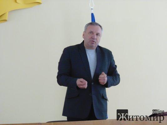 Юрій Павленко: Українці втомилися жити у страху і злиднях, вони хочуть миру й нормального життя