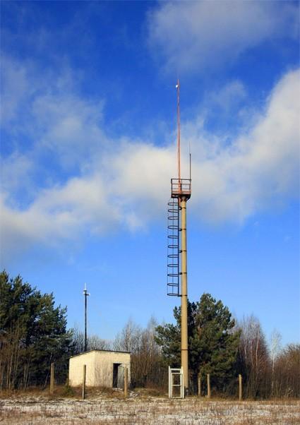 На Житомирщині знаходиться єдине місце, де знають усе про найменші коливання земної поверхні. ФОТО