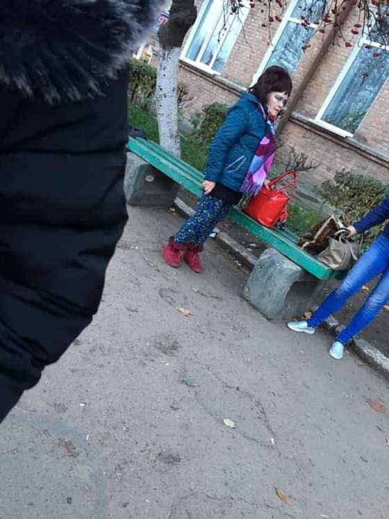 Епатажна зірка Бердичева. ФОТО