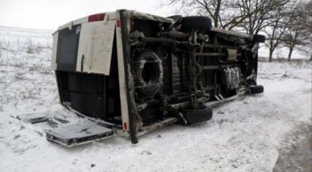 Жахлива аварія під Черняховом