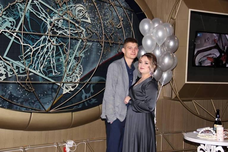 У музеї космонавтики імені С. П. Корольова в Житомирі закохані уклали шлюб. ФОТО