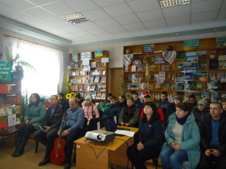 В Олевську пройшла зустріч  учнів ліцею з воїнами–інтернаціоналістами. ФОТО
