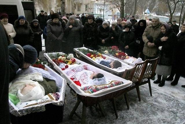 Версии убийства семьи в Виннице: ревность, потеря рассудка или любовный приворот. ФОТО