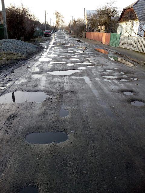 Чим цікава вулиця, на якій живе мер Малина? ФОТО