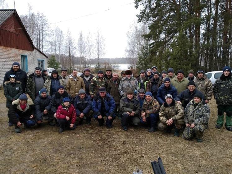 На Житомирщині провели змагання із зимового спортивного рибальства. ФОТО