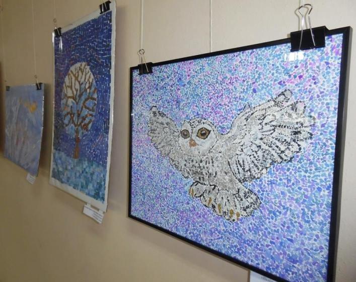 У Житомирі експонується ретроспективна виставка творчих робіт студентів та викладачів ЖДУ ім. Івана Франка