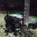 У Житомирі сталася страшна ДТП. Машину розірвало навпіл. ФОТО. ВІДЕО
