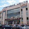 """Торговий центр """"Житній"""" у Житомирі нехтує пожежною безпекою. ВІДЕО"""
