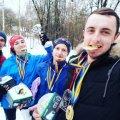 Студенти з Житомира вибороли перше місце у командному заліку Кубку України зі спортивного туризму