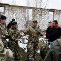 Одну з військових частин на Житомирщині відвідала делегація Збройних Сил Великої Британії