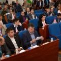 Прийнявши 43 рішення, депутати завершили позачергову сесію