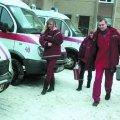Мобільні бригади лікарів готові для проведення безоплатної вакцинації
