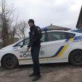 Житомирян турбує хитра поведінка поліцейських. ФОТО