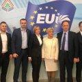 У Житомирі відбулась низка заходів для підприємців та ГО організованих представництвом ЄС в Україні