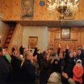 У Баранівці настоятель провів таємні збори щодо вирішення питання, до якої церкви їм відноситись. ФОТО