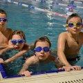 У Житомирі продовжується набір груп для безкоштовного навчання плаванню дітей 2-5 класів