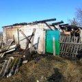 На Житомирщині упродовж доби вогнеборці загасили 2 пожежі в господарчих будівлях та палаючу копицю сіна