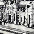 Як виглядав залізничний вокзал в Коростені в далекому 1960 році. ВІДЕО