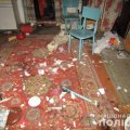 На Житомирщине горе-мамаша троих заброшенных детей напала на полицейского
