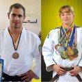 Житомирські дзюдоїсти здобули золото та срібло на чемпіонаті України