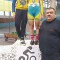 Житомирянки виграли медалі на чемпіонаті України з велоспорту