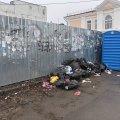 Хто і коли нарешті прибере купу сміття у центрі Житомира? ФОТО
