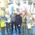 Вихованці Радомишльської ДЮСШ взяли участь у Всеукраїнських змагання «Гвардійський ривок»