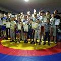 В Радомишлі відбулися змагання з вільної боротьби