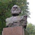 Кому заважав пам'ятник Карлу Марксу у Житомирі? ФОТО