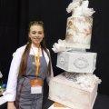 Житомирська студентка-кондитер перемогла у міжнародному конкурсі