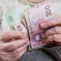 90% пенсіонерів Житомирщини у березні отримають підвищені пенсії