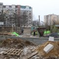Як виглядає будівництво сучасного сценічного майданчику на Малікова. ФОТО