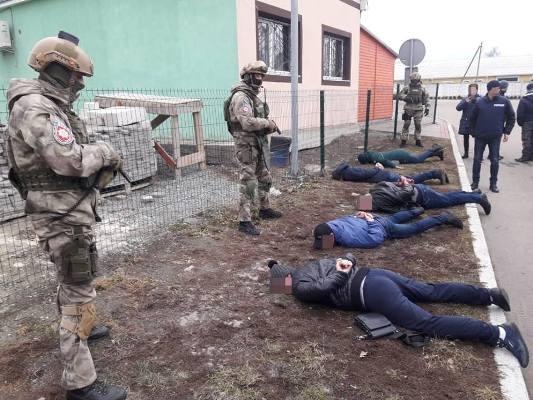 В Житомирской области ликвидирована «бригада» бандитов-вымогателей