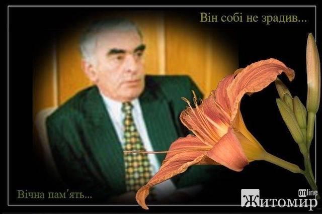 Помер губернатор Житомирської області Антон Малиновський