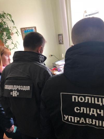 СБУ викрила на хабарах посадовця Житомирстандартметрології