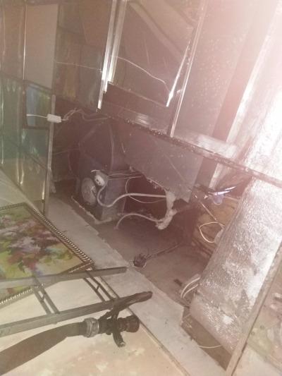 В Бердичеві трапилася пожежа в ресторані