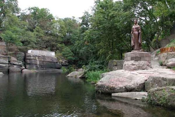 Древлянський парк у Коростені. ФОТО