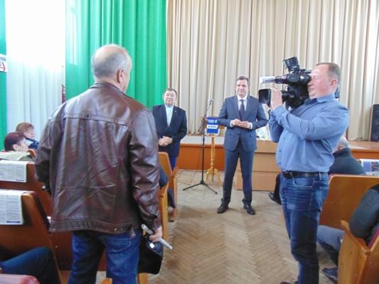 Юрій Павленко: Ми повинні зупинити політику «партії війни і злодіїв» та повернути нашим громадянам мир і гідне життя