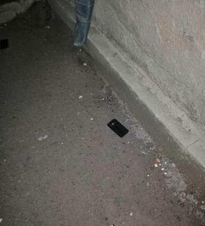 В Житомирі розбій розкрито на місці.ФОТО
