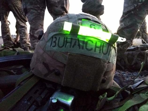 У родині Бугайчуків із Бердичева дідусь, мама, тато та дві доньки – військові. ФОТО