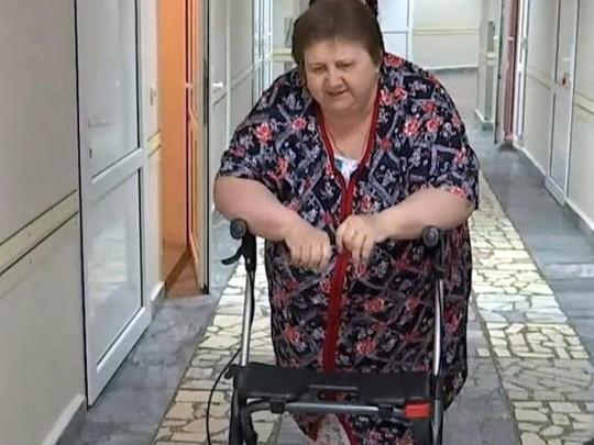 Не могла выйти из дома: украинке, весившей 205 килограммов, уменьшили желудок. ФОТО