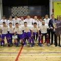 Відкритий Чемпіонат Житомира з футзалу серед чоловіків сезону 2018/2019 завершився перемогою ФК «ІнБев»