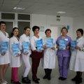 У Житомирі одразу у восьми відділеннях лікарні була підтверджена відповідність високим стандартам
