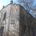 Величний неоготичний костел на Житомирщині, який руйнується просто на очах. ФОТО