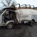 На Житомирщині водій зніс огорожі будинків і залишивши понівечену автівку, зник з місця пригоди. ФОТО